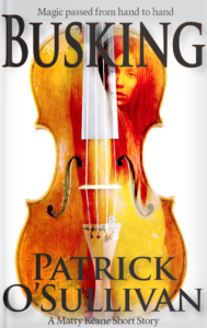 Busking cover image